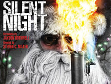 Trailer para Silent Night remake, con Malcolm McDowell y Jaime King