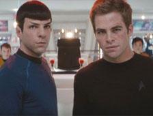 Primeros nueve minutos de Star Trek 2 llega a los cines el próximo mes
