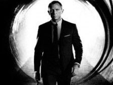 Alucinante secuencia de cr&eacute;ditos en Skyfall