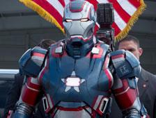 Nuevas fotos de Iron Man 3 y primera imagen de Rebecca Hall