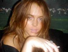 Lindsay Lohan paga miles de dólares por atascar los baños del set de Scary Movie 5