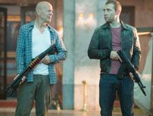 Primer anuncio de Die Hard 5 en TV