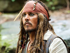  Pirates of the Caribbean 5 sale adelante, Johnny Depp vuelve