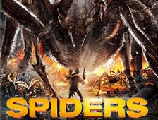Spiders 3D obtiene nuevo trailer y fecha de lanzamiento