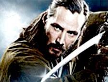 Posters para la película de acción 47 Ronin con Keanu Reeves se filtran en la Internet