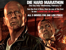 Trailers de Top Gun 3D y el maratón de Die Hard