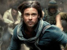Echa un vistazo al anuncio de  World War Z  de Brad Pitt para la Super Bowl