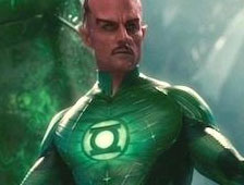 Mark Strong dice que no se hará la secuela de Green Lantern