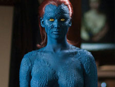Jennifer Lawrence cambia el Body Paint por el Body Suit en X-Men: Days of Future Past, Halle Berry vuelve