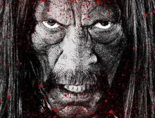 Poster nuevo de Machete Kills muestra a Sofía Vergara y su armadura sostén
