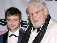 El actor de Harry Potter, Richard Griffiths, fallece a los 65 años