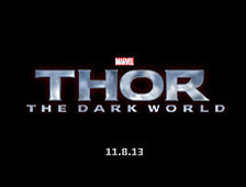 Poster de Thor: The Dark World esta aquí, trailer sale la próxima semana