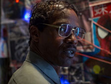 Más fotos de Jamie Foxx y Dane DeHaan en el set de The Amazing Spider-Man 2
