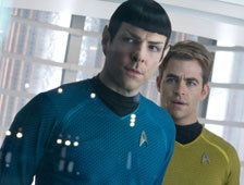 Primer clip de Star Trek Into Darkness
