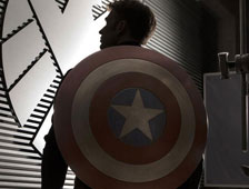 Fotos: Scarlett Johansson y Samuel L. Jackson en el set de Captain America: The Winter Soldier