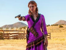 Trailer del western Sweetwater, con January Jones, Ed Harris y Jason Isaacs