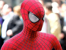 Video: Escena de persecución en el set de The Amazing Spider-Man 2