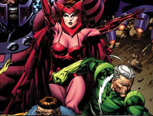 Quicksilver y The Scarlet Witch confirmados para The Avengers 2