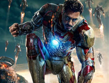 Iron Man 3 rompiendo r&eacute;cords internacionales