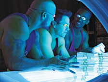 Robo de juguetes sexuales del set de Pain and Gain