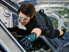 Tom Cruise filma para Mission: Impossible 5