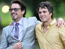 Mark Ruffalo habla sobre escena post-créditos de Iron Man 3