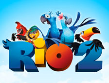 Trailer de Rio 2 online