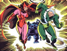 "Quicksilver y Scarlet Witch confirmados para ""The Avengers 2"", regresará Iron Man?"