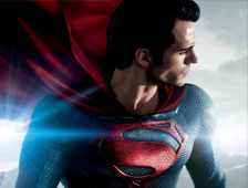 "Superman vs General Zod en los nuevos banners de ""Man of Steel"""