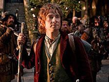 Foto: Peter Jackson rueda las últimas escenas de la trilogía de The Hobbit