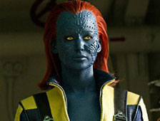 "Primera imagen: Jennifer Lawrence como Mystique en ""X-Men: Days of Future Past"""