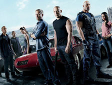 Fast and Furious 6 rompe records de taquilla en Reino Unido