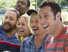 Nuevo trailer de Grown Ups 2 de Adam Sandler