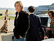 Nuevo trailer del thriller de carreras Rush  con Chris Hemsworth