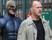 Fotos: Michael Keaton en tan sólo su ropa interior en el set de Birdman