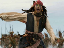 Johnny Depp dice que Disney quiso despedirle de Pirates of the Caribbean