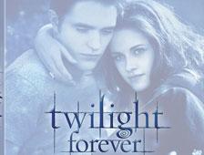 Twilight Forever: The Complete Saga saldrá la venta el 5 de noviembre, portada de Blu-ray revelada