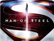 Man of Steel revela fecha de estreno y cubiertas del DVD/Blu-ray