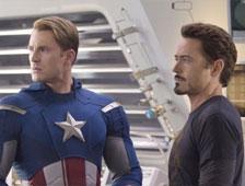 Tony Stark a construir un nuevo traje en Avengers: Age of Ultron, compartirá las responsabilidades de liderazgo con el Capitán América