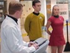 Echa un vistazo a una demostración de teletransportación para la promoción de Star Trek: Into Darkness