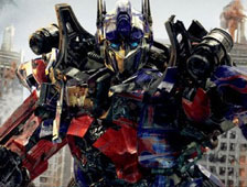 Primera imagen de Optimus Prime de Transformers: Age of Extinction