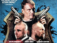 Trailer para el thriller Ambushed, con Dolph Lundgren, Randy Couture y Vinnie Jones