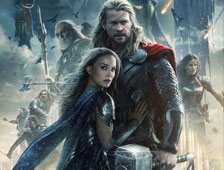 Thor: The Dark World destroza la competencia en la taquilla con $86 millones