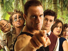 Trailer de la comedia Welcome to the Jungle con Jean-Claude Van Damme