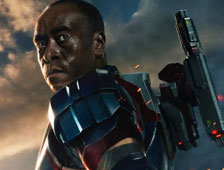Don Cheadle volverá como War Machine en Avengers: Age of Ultron