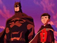 Conoce a Damian en el trailer de la película de DC, Son of Batman