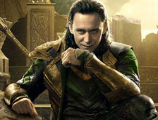 Video: Loki se pone el traje del Capitán América en Thor: The Dark World