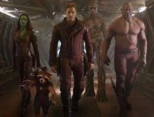 Vea 15 segundos del trailer de Guardians of the Galaxy