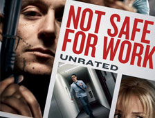 Trailer del thriller Not Safe For Work, del director de Captain America Joe Johnston