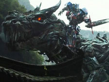 Poster de Transformers: Age of Extinction llega Online